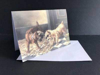 Card with envelope